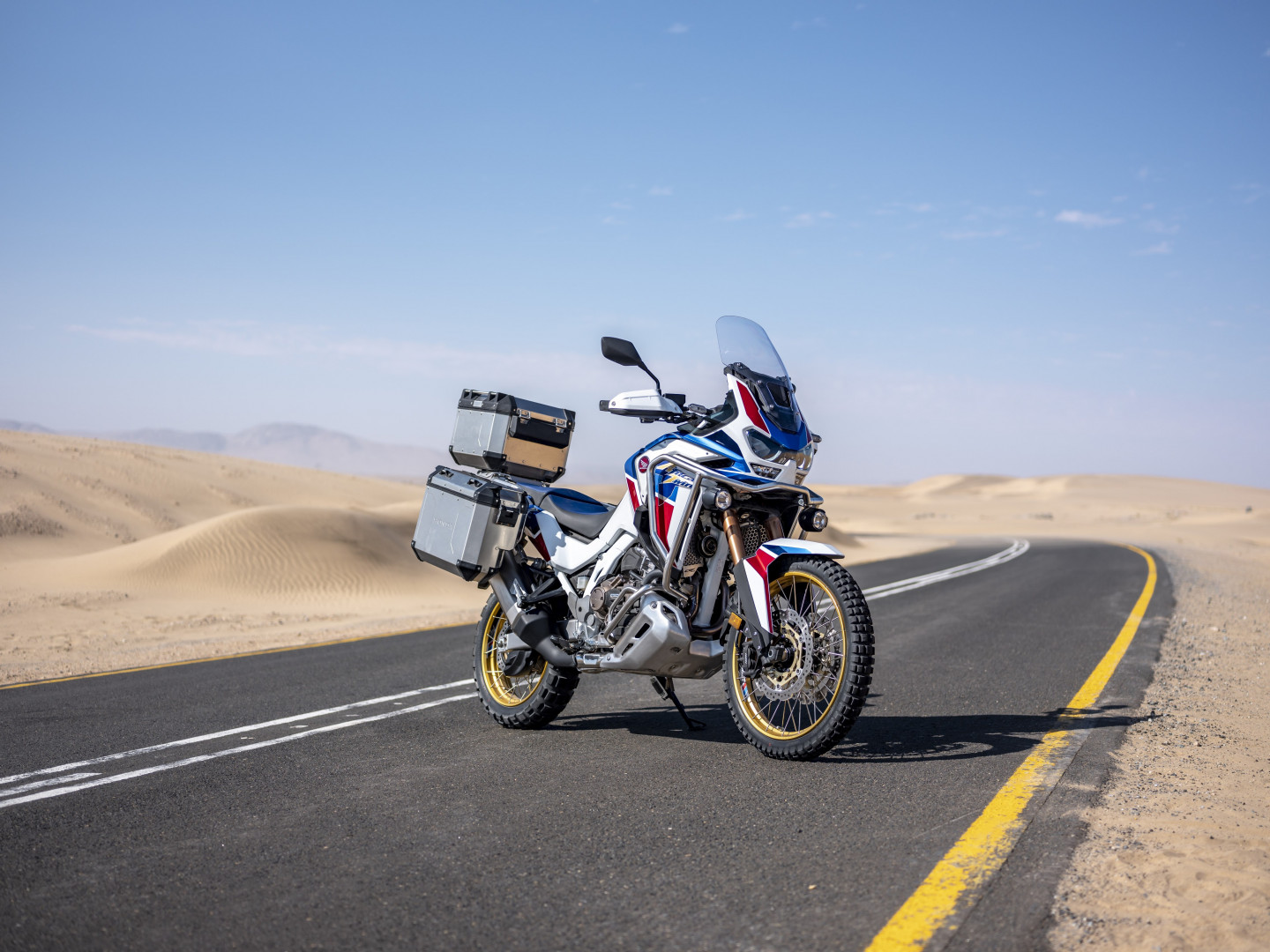 Africa Twin 2020